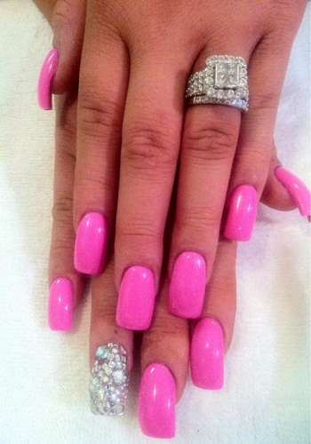 Cute Acrylic Nail Designs Tumblr Its Evalicious