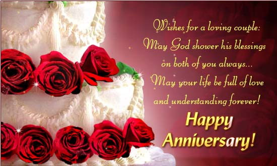 Happy Married Life Wishes Advance