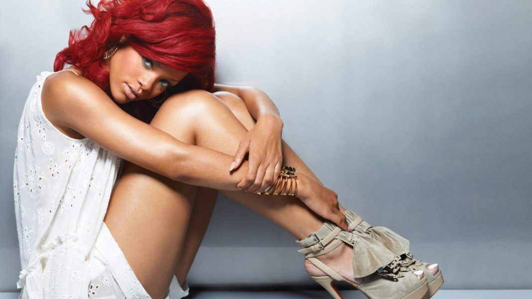 rihanna dusky beauty