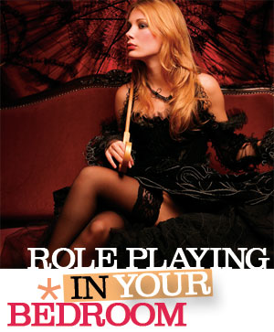 role play games in bed