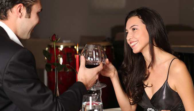 Dine and Unwind fun date night ideas