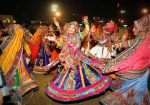 Navratri Garba and Dodhiya in 2014
