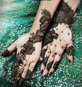 beautiful mehndi designs for hand