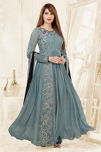 Anarkali for Diwali 2014