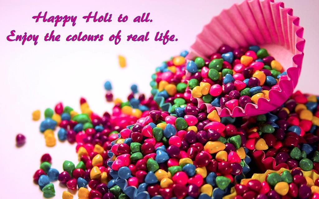 Happy Holi Sms Messages Quotes Wallpapers Hd