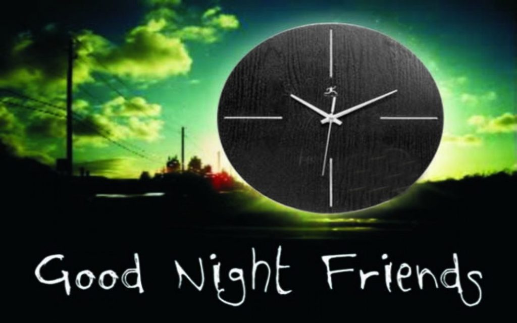 Good-Night-Friends-Hd-Wallpaper