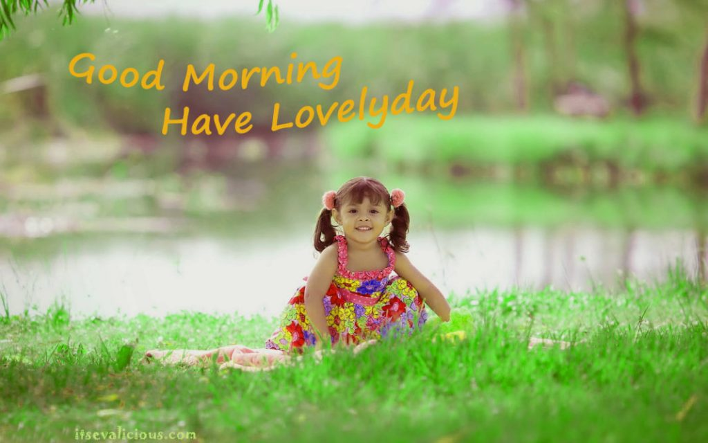 75+ Good Morning Cute Girl Image