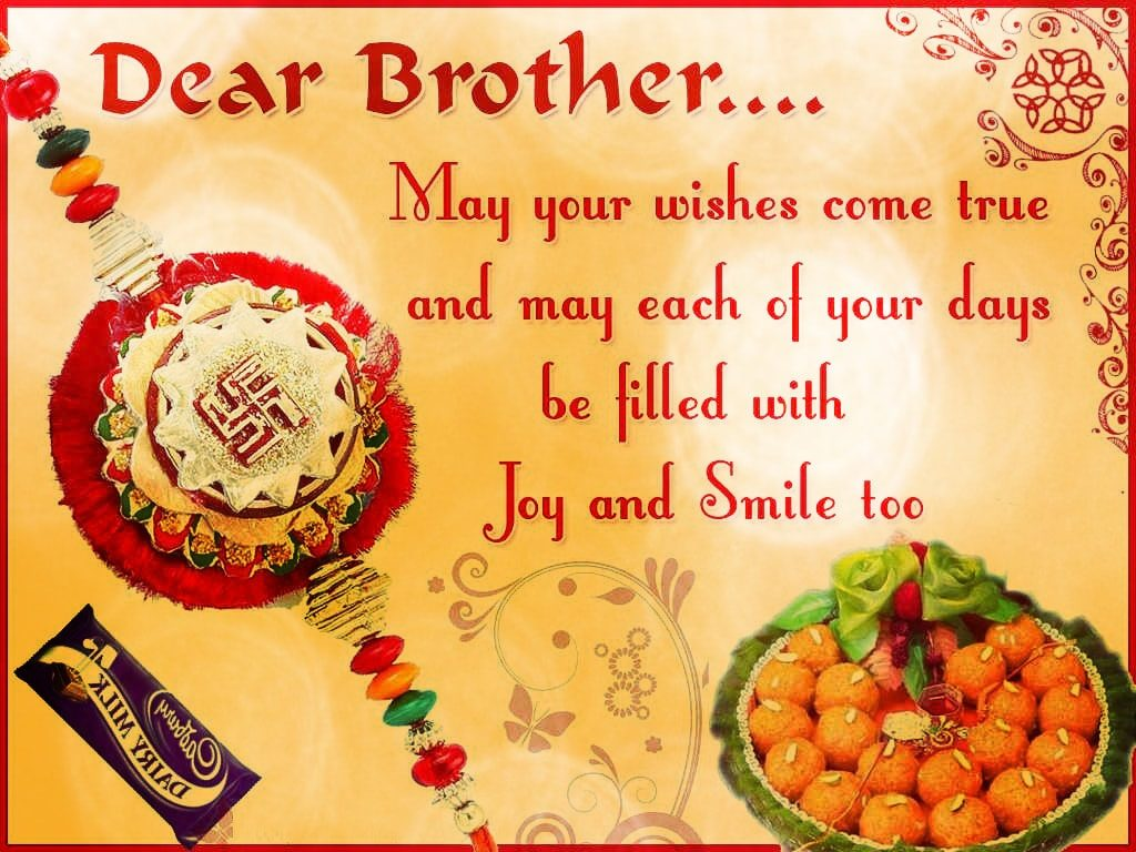Happy Raksha Bandhan Hd Wallpaper 2018 2019 For Wishes