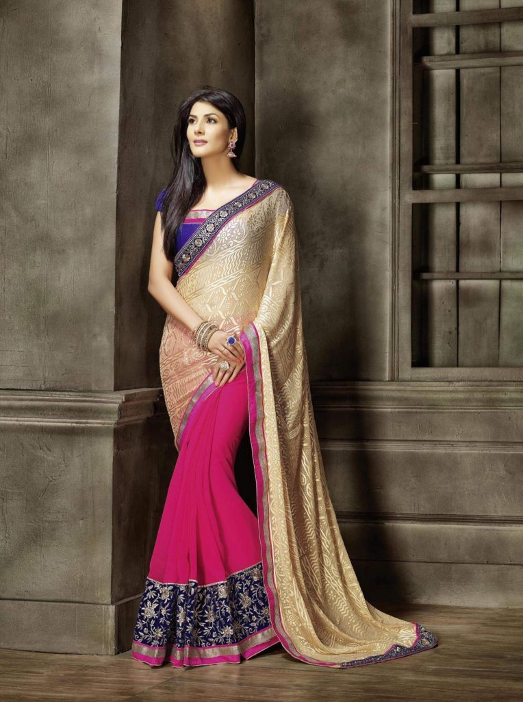 latest saree collection online