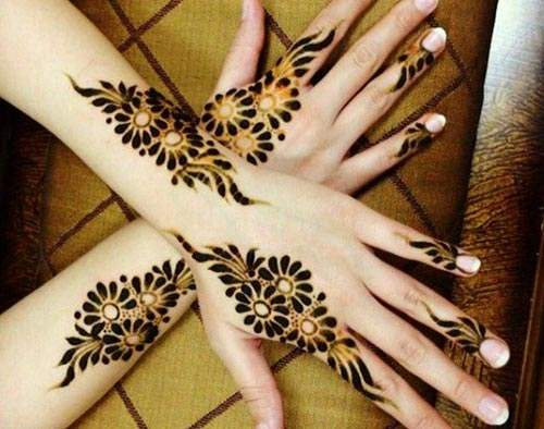 Newest-Stunning-Asian-Arabic-Bridal-Mehndi-Designs-Assortment-4