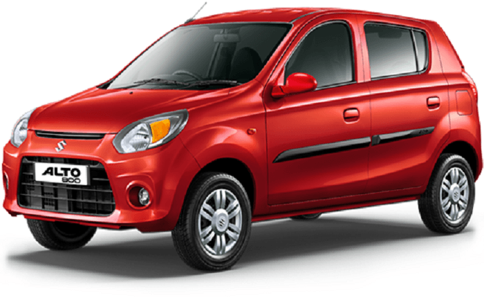 maruti-suzuki-alto-800-blazing-red best car to buy in India