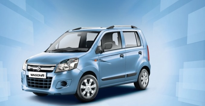 maruti-wagon-r-best car to buy in India for driving in traffic