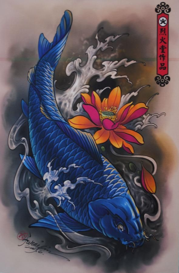 koy-fish-tattoo-fish-tattoos
