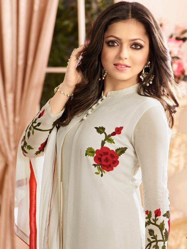 drashti-dhami-white-semi-stitched-embroidered-suit-1607-1