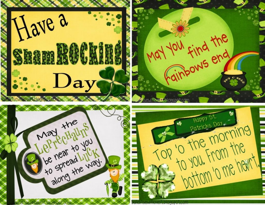 Happy St. Patrick's Day Quotes and Images Saint patricks day images and wishes