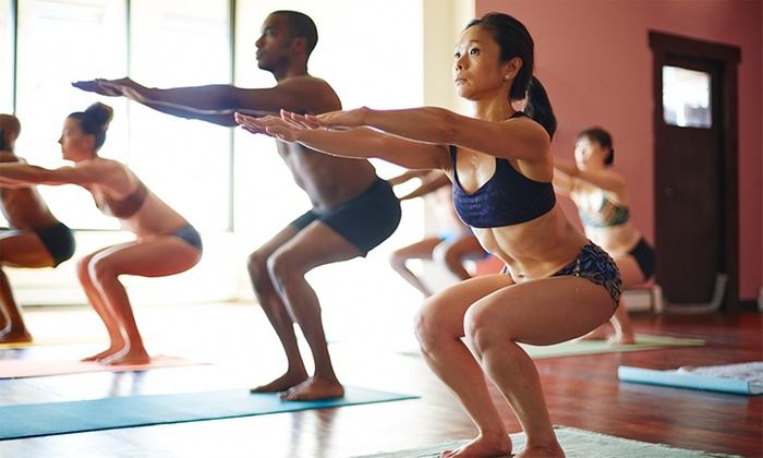 bikram yoga yoga types