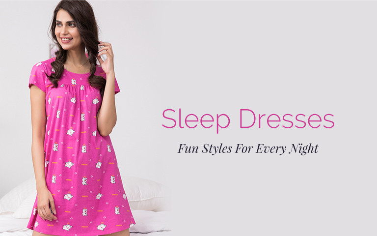 How to select the perfect nightwear for a lovely sleep